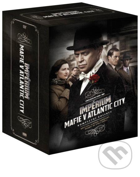 Impérium-Mafie v Atlantic City 1.-5. série DVD