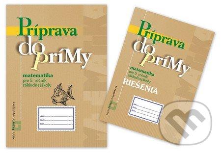 Newdawn.it Príprava do prímy - matematika (kolekcia 2 titulov) Image