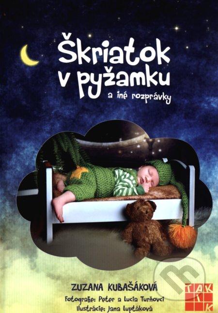 91acfa228 Kniha: Škriatok v pyžamku (Zuzana Kubašáková) | Martinus