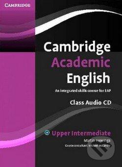 Cambridge Academic English B2: Upper Intermediate - Class Audio CD - Martin Hewings