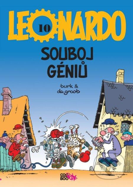 Fatimma.cz Leonardo 10: Souboj géniů Image