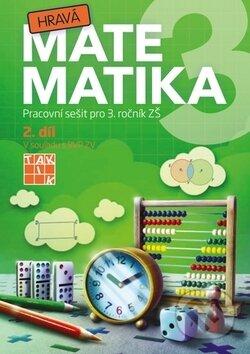 Fatimma.cz Hravá matematika 3 (2. díl) Image