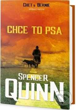 Chce to psa - Spencer Quinn