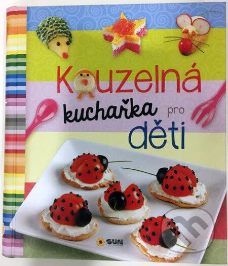 Interdrought2020.com Kouzelná kuchařka pro děti Image