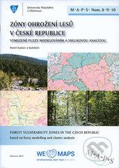 Zóny ohrožení lesů České republiky - Pavel Samec, kolektiv autorov