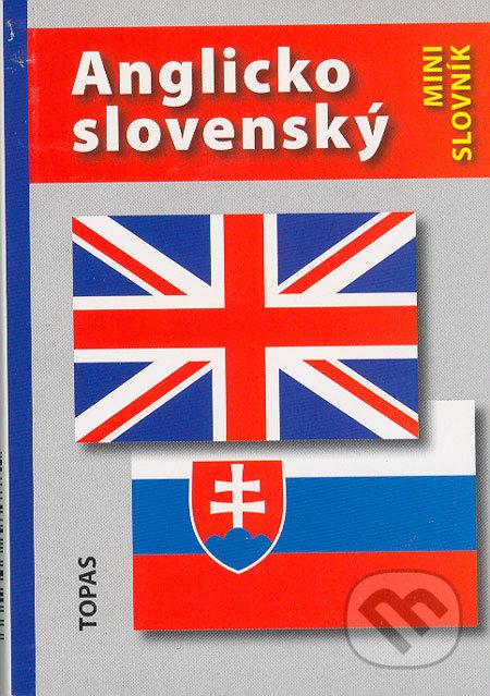 Removu.cz Anglicko-slovenský a anglicko-slovenský mini slovník Image