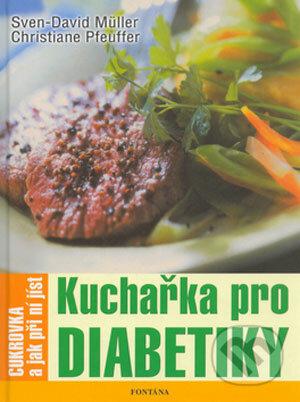Fatimma.cz Kuchařka pro diabetiky Image