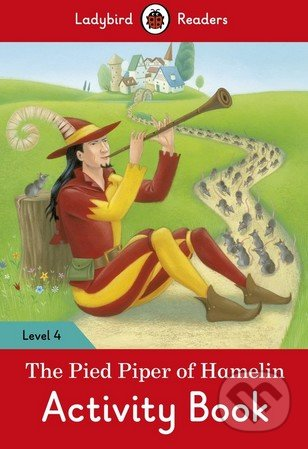 The Pied Piper of Hamelin - Ladybird Books