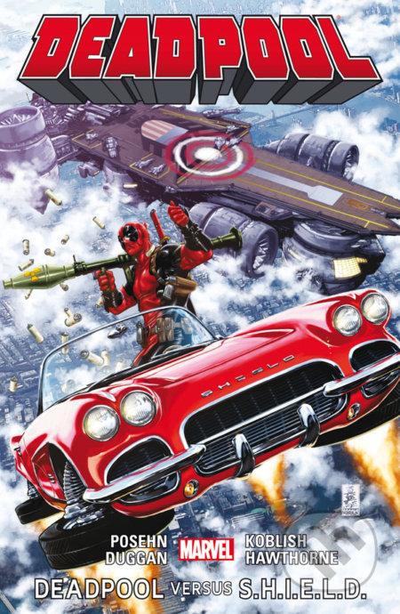 d66c4e2c3 Deadpool 4: Deadpool versus S.H.I.E.L.D. - Brian Posehn, Gerry Dugan, Scott  Koblish,