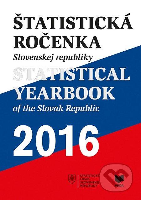 Fatimma.cz Štatistická ročenka Slovenskej republiky 2016/Statistical Yearbook of the Slovak Republic 2016 Image