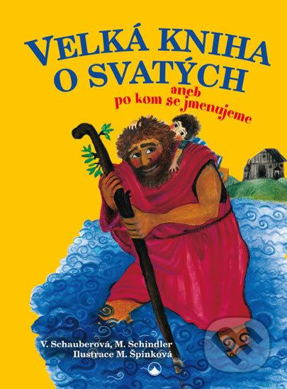 Valborberatrail.it Velká kniha o svatých aneb po kom se jmenujeme Image