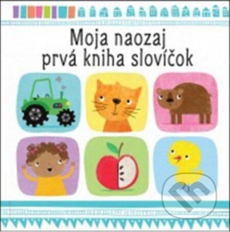 Moja naozaj prvá kniha slovíčok - Svojtka&Co.