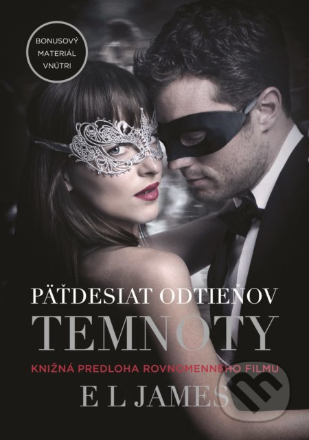Interdrought2020.com Fifty Shades Darker: Päťdesiat odtieňov temnoty Image