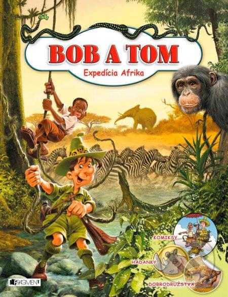 Bthestar.it Bob a Tom: Expedícia Afrika Image