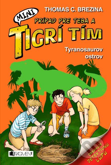 Fatimma.cz Tyranosaurov ostrov Image