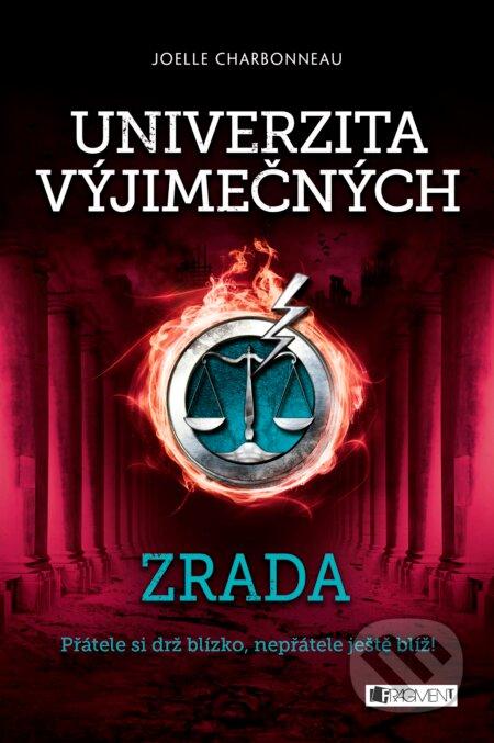 Fatimma.cz Univerzita výjimečných: Zrada Image