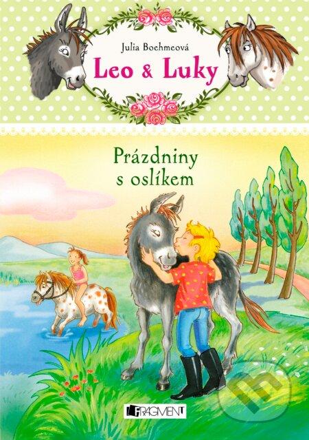 Fatimma.cz Leo a Luky: Prázdniny s oslíkem Image