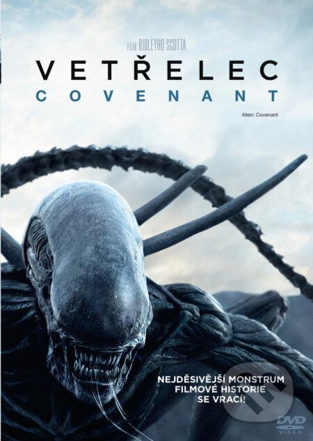 Vetřelec: Covenant DVD