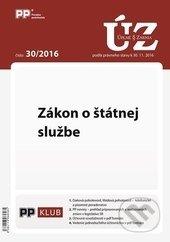 Bthestar.it Úplné znenia zákonov 30/2016 Image