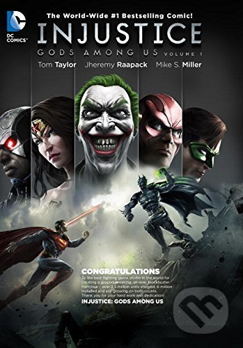 Injustice: Gods Among Us (Volume 1) - Brian Buccelatto