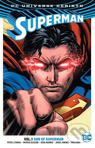 Superman (Volume 1) - Peter J. Tomasi