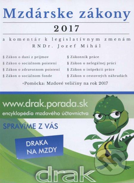 Fatimma.cz Mzdárske zákony 2017 Image