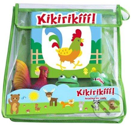 Hračky do vody: Kikirikííí! -