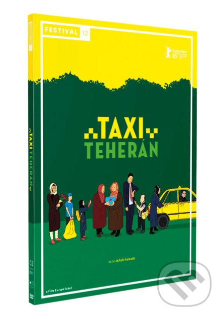 Taxi Teherán DVD
