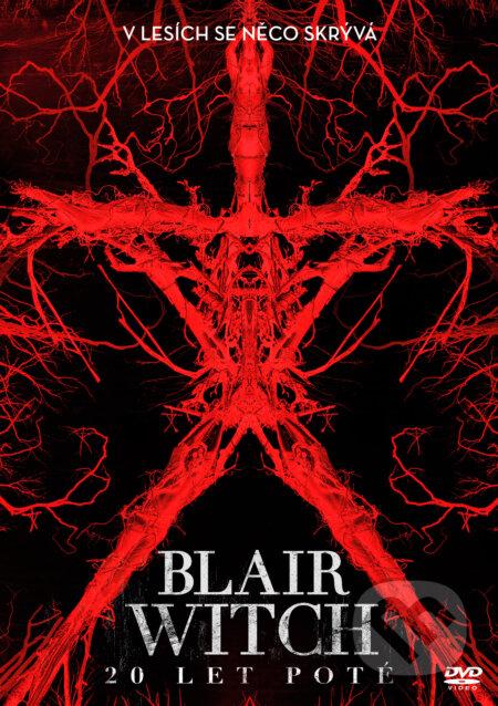 Blair Witch: 20 let poté DVD