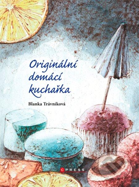 Fatimma.cz Originální domácí kuchařka Image