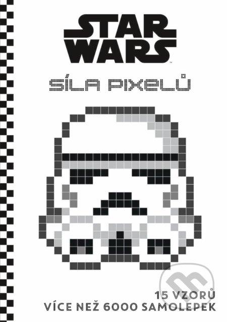 STAR WARS: Pixelové samolepky - Computer Press
