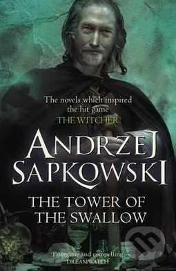 The Tower of the Swallow - Andrzej Sapkowski