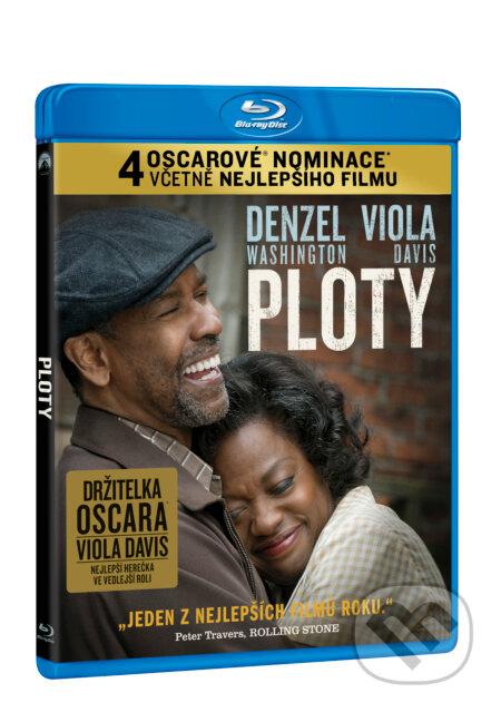 Ploty Blu-ray