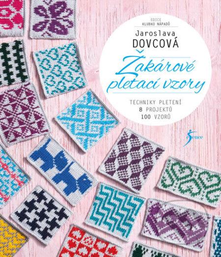 Žakárové pletací vzory - Jaroslava Dovcová
