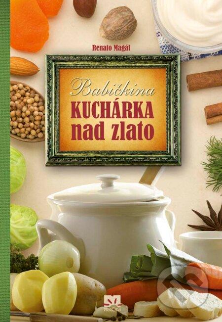 Interdrought2020.com Babičkina kuchárka nad zlato Image