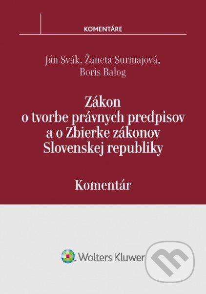 Fatimma.cz Zákon o tvorbe právnych predpisov a o Zbierke zákonov SR Image
