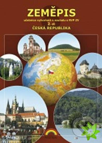 Interdrought2020.com Zeměpis 8 - Česká republika (učebnice) Image