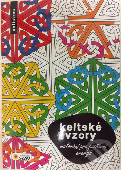 Peticenemocnicesusice.cz Malování pro pozitvní enegii - Keltské vzory Image