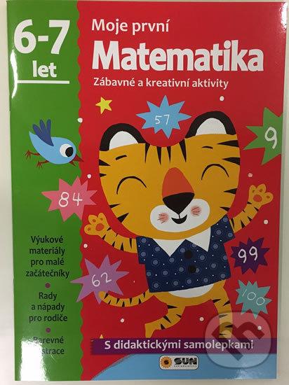 Fatimma.cz Moje první matematika 6-7 let Image