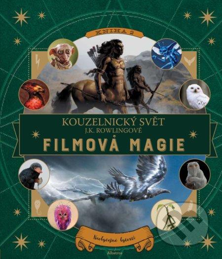 Kouzelnický svět J.K. Rowlingové: Filmová magie 2 - Jody Revenson