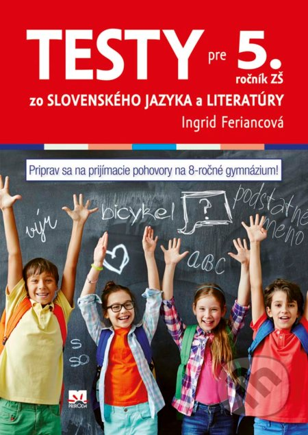 Fatimma.cz Testy pre 5. ročník ZŠ zo slovenského jazyka a literatúry Image