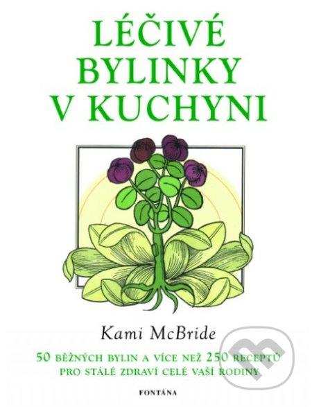 Léčivé bylinky v kuchyni - Kami McBride