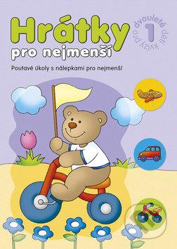 Fatimma.cz Hrátky pro nejmenší: Kvízy pro dvouleté děti 1 Image