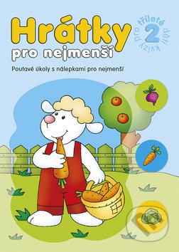 Fatimma.cz Hrátky pro nejmenší Kvízy pro tříleté děti 2 Image