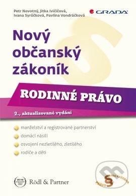 Peticenemocnicesusice.cz Nový občanský zákoník - Rodinné právo Image