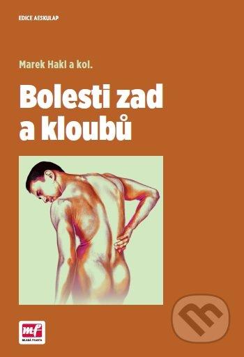 Bolesti zad a kloubů - Marek Hakl a kolektiv