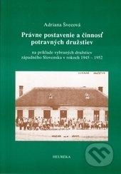 Fatimma.cz Právne postavenie a činnosť potravných družstiev (na príklade vybraných družstiev západného Slovenska v rokoch 1945 – 1952) Image