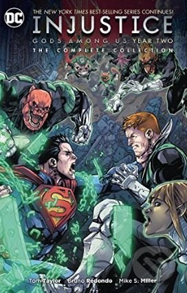 Injustice: Gods Among Us - Tom Taylor