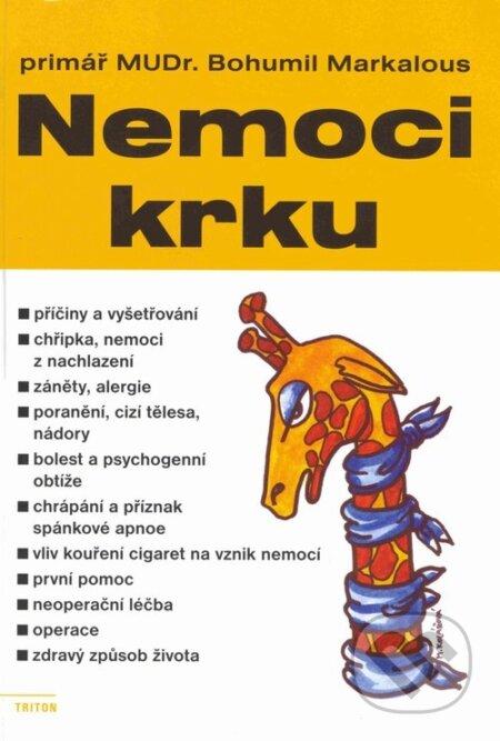 Nemoci krku - Bohumil Markalous