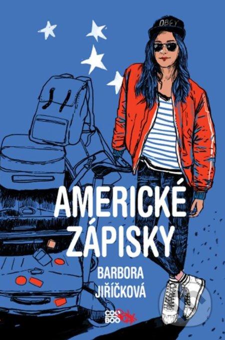 Americké zápisky - Barbora Jiříčková
